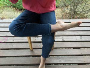 下腿筋のセルフケア