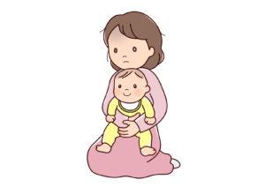 産後のママ