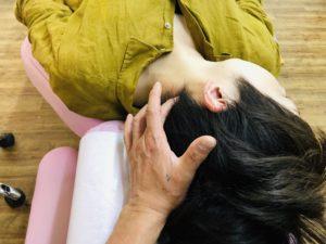 頸椎アプローチ