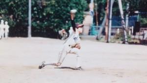 少年野球時代の院長